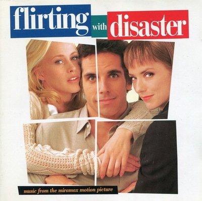 《絕版專賣》挑逗 · 性 · 遊戲 / Flirting With Disaster 電影原聲帶 (側標完整)