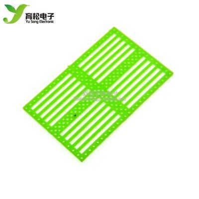 75120功能面板 車底盤 DIY車殼板 帶孔塑膠片 塑膠板 小製作材料 W8.0520 [314855] 新北市