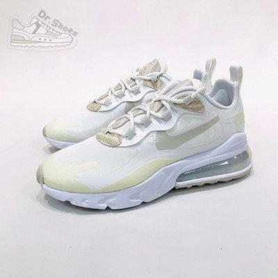 【Dr.Shoes】Nike Air Max 270 React SE 杏色 氣墊 慢跑鞋 女鞋 CV8815-100