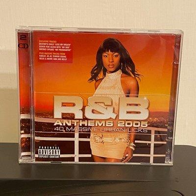 R&B Anthems 2005 合集 CD專輯