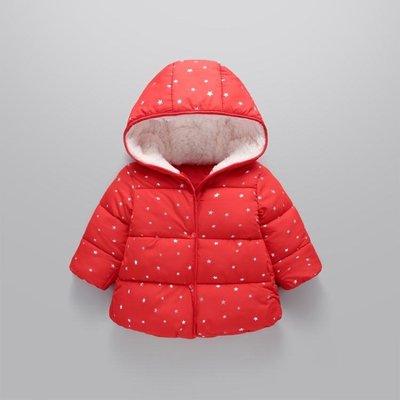 兒童棉衣男童服女童棉襖寶寶加厚童裝衣服