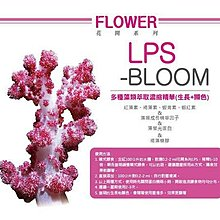 大洋藻類【花開系列】FLOWER - LPS: 液態珊瑚糧,藻類精華濃縮萃取物/100ml/瓶