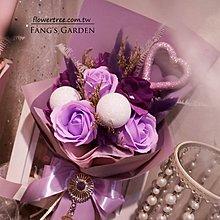 ☆芳馨花園☆乾燥香皂鑽石花束【L01290】畢業情人生日婚攝文創布置櫥窗攝影等