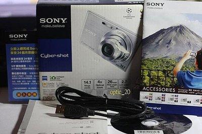 SONY USB傳輸線 充電線 T700 RX10 III M3 ILCE A7 II A6500 A7S II M2