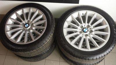 優路威 BMW 原廠18吋鋁圈 F10 F11 F30 F31 E61 E90 E92 T5 GT RAYS BBS