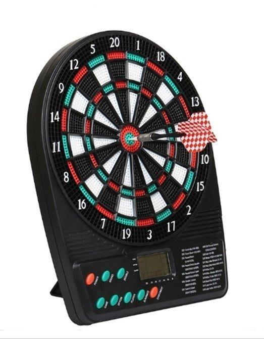 佳佳玩具 ----- 電子飛鏢靶 標靶機 飛鏢盤 飛鏢靶 電子靶 大地遊戲 團康活動【CF138226】