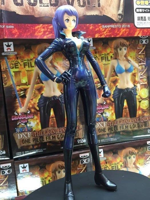 【動漫瘋】日本正版 代理 景品 海賊王 劇場版 Gold THE LADY 第1彈 公仔 卡莉娜