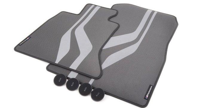 【樂駒】BMW F10 F11 M5 M Performance 腳踏墊 原廠 車用 內裝 精品 套件