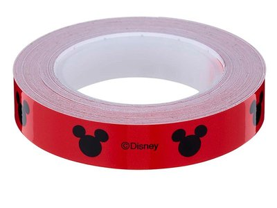 NAPOLEX 米奇裝飾膠帶-紅 - WD-378