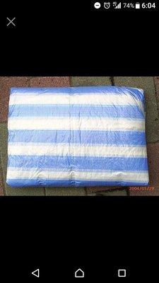 昇夏五金,24X24薄型藍白帆布