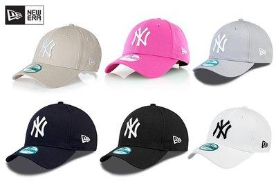 【Admonish】New Era 9Forty NY Adjustable Cap 洋基 復古 老帽 90s 彎帽
