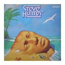 美國二手黑膠Steve Hunter ─Swept Away(無封面DJ先發版)