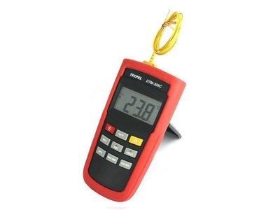 TECPEL 泰菱 》DTM-305C 0.1%高精確度溫度計 溫度表 測溫器 溫度計 K型溫度計