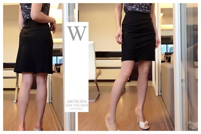 *Beauty*日本品牌COMME CA DU MODE黑色夏天斜紋短裙