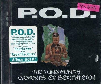 *還有唱片行* POD / THE FUNDAMENTAL ELEMENTS OF SOUTHTOWN 全新 Y0606