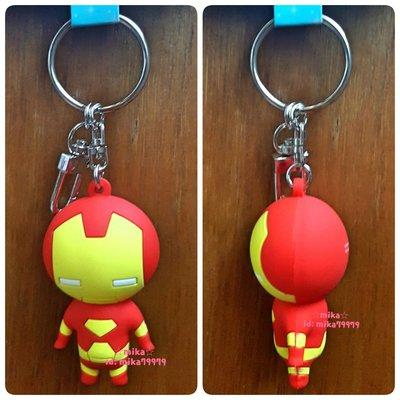☆Mika☆ 香港迪士尼 鋼鐵人 鑰匙圈 吊飾 390含運