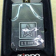 《潮流本舖》正品ZIPPO US ARMY 星星 燃油打火機 煤油打火機