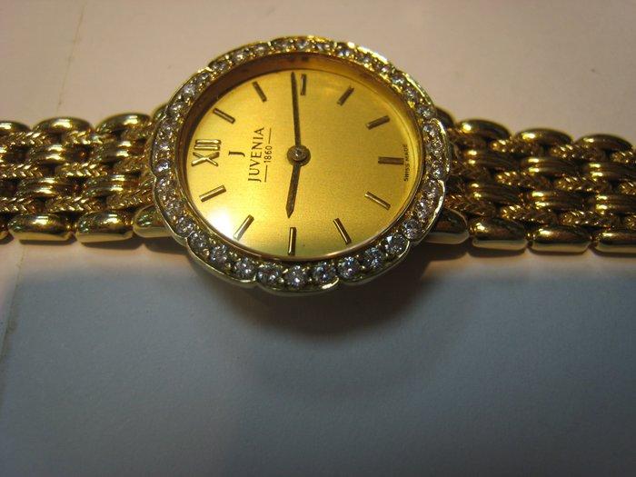 尊皇18K金女錶 難得糊塗 ~賣同行18K金(750) 你比較高就賣給你