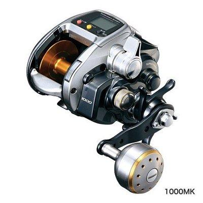 【NINA釣具】SHIMANO FORCE MASTER 1000 MK 電動捲線器