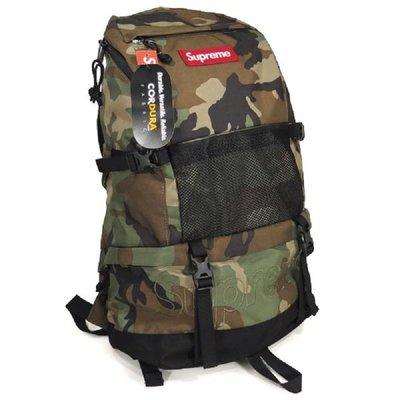 Supreme 15FW 39th Backpack Camo 後背包 背包 迷彩