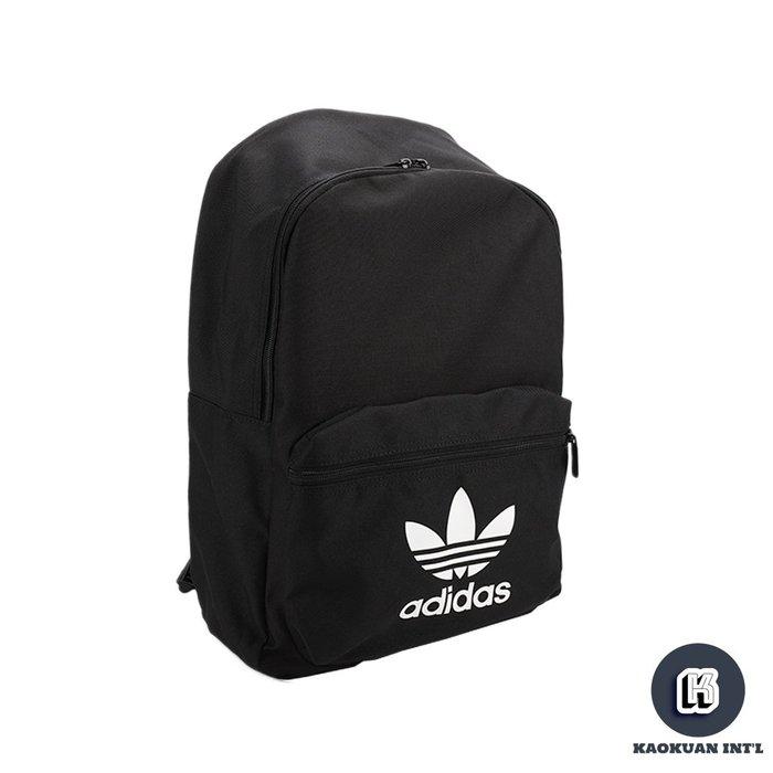 【高冠國際】Adidas Adicolor Classic Logo Backpack 基本款 黑色後背包 ED8667