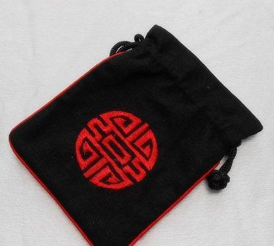 「還願佛牌」高檔錦盒 錦囊 錦袋 手串 首飾袋 佛珠 文玩袋 核桃 麻布袋 玉器 手把