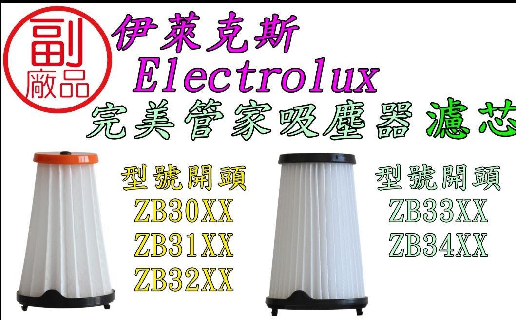 【現貨 副廠】Electrolux 伊萊克斯 完美管家吸塵器 單濾心 濾網 過濾棒 HEPA濾網