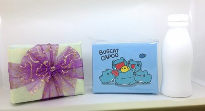 🌈情人禮物 💟👑咖波杯緣公仔1盒(咖波 杯緣子4隻+特殊2隻+咖波盒子)生日禮物 咖波玩偶