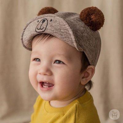 莎拉公主正韓童裝^^Dalcielo帽子480元棕/灰 尺寸46-48-50