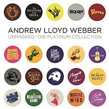 傳奇金典 歐洲進口限量版4CD / 安德烈洛伊韋伯 Andrew Lloyd Webber ---6725209