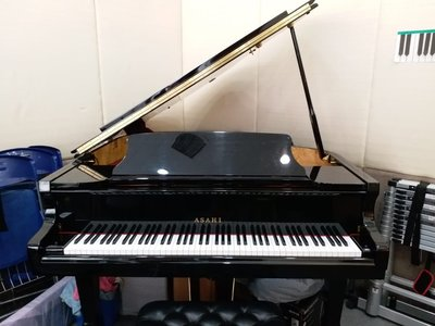 ASAHI Handcrafted Piano Made in Japan 三角琴
