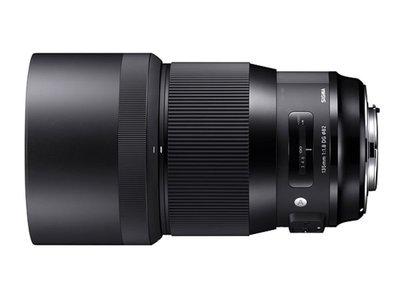 *大元˙台南*【現金優惠】SIGMA 135mm F/1.8 DG HSM Art 超級人像鏡 公司貨