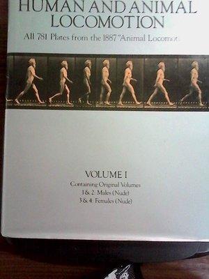 精裝:HUMAN AND ANIMAL LOCOMOTION 人類和動物的運動