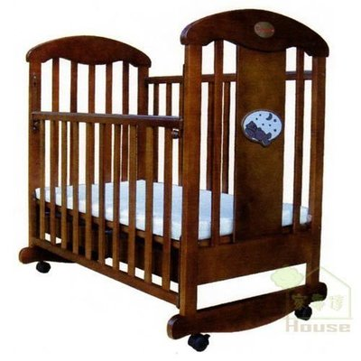 [ 家事達 ] Mother's love 星空搖擺小床+抽屜嬰兒床 特價