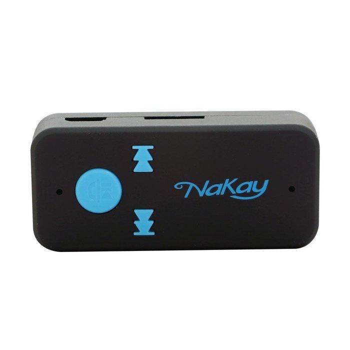 《鉦泰生活館》藍芽多功能無線接收器 有線變無線NBT-102