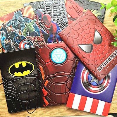【童樂會】復仇者聯盟 漫威 英雄聯盟 正義聯盟 DC英雄 星際大戰 護照套 保護套 證件套 卡通3D立體