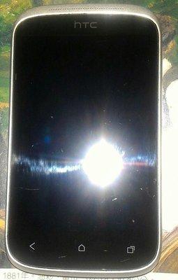 $$【故障機】HTC Desire C a320e『銀色』$$
