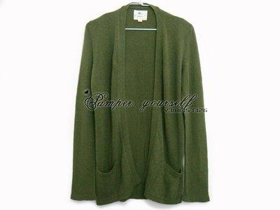 全新 100% 台灣專櫃真品 agnes b 針織外套 毛衣 外套 無扣 披肩 台中市