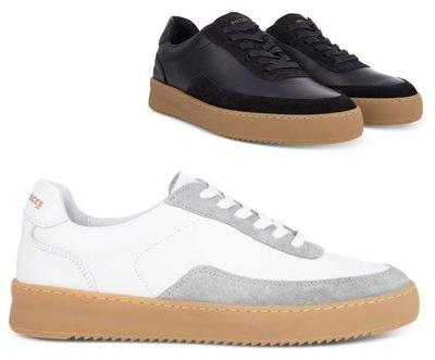 〔英倫空運小鋪〕*超值折扣特區 歐洲代購 5折 荷蘭 Filling Pieces  運動鞋 休閒鞋 兩色