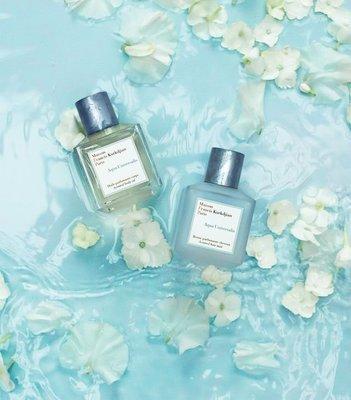 Maison Francis Kurkdjian 永恆之水 愛戀玫瑰 阿米香榭之香 身體潤膚油  70ml MFK