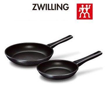 ZWILLING Madura德國雙人牌平煎鍋組 20cm+28cm (CW-SP1601) 全新/數量有限