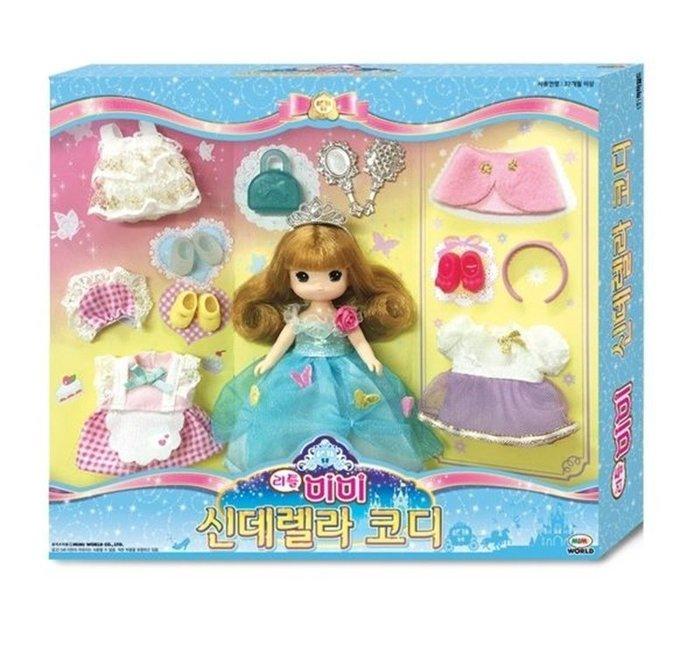 【阿LIN】19140A 迷你MIMI時裝秀 韓國 MIMI WORLD 洋娃娃 玩偶 人偶 服裝秀 模特兒 家家酒 正