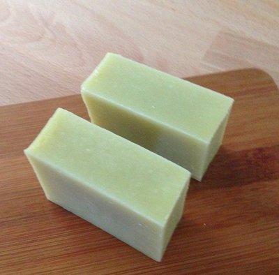 純手工製天然保養 COG薄荷蘆薈滋養潔膚皂 下單後製作