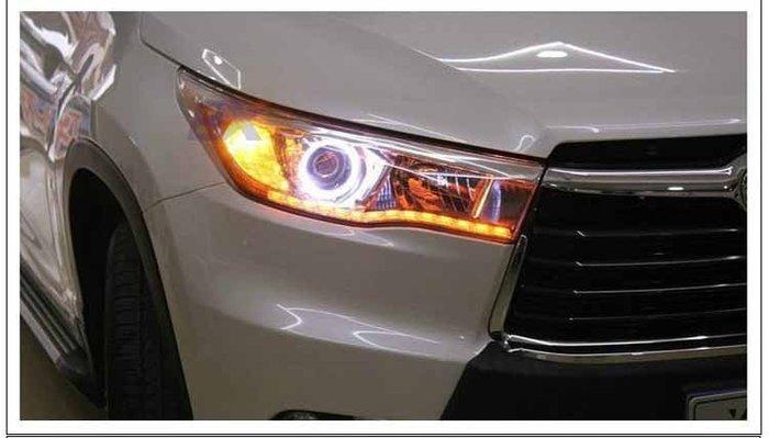 ◇光速LED精品◇水晶淚眼燈雙色流水轉向跑馬燈 轉向燈