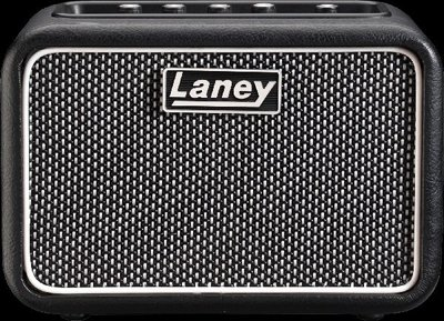 造韻樂器音響- JU-MUSIC - Laney Mini ST SUPER 吉他音箱 6瓦音箱 可電池 公司貨免運!