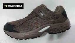北台灣大聯盟 DIADORA 健康樂活系列 男款4大機能乳膠動能健走鞋 3103-咖啡 超低直購價690元 基隆市