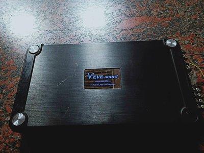 [達拉斯]台灣知名品牌EVE G-class4聲道擴大機,600WX4大出力,音色飽滿,甜美ALTIS,WISH
