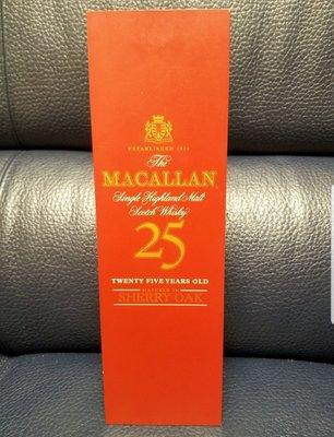 macallan 經典紅木盒版700ml