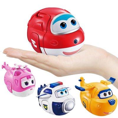 積木城堡 迷你廚房 早教益智奧迪雙鉆新超級飛俠趣變蛋玩具奇趣扭蛋變形機器人樂迪小愛包警長