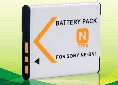 *╮小美 SONY QX10 手機外掛鏡頭 專用NP-BN1防爆電池 for DSC QX100 QX30 QX10